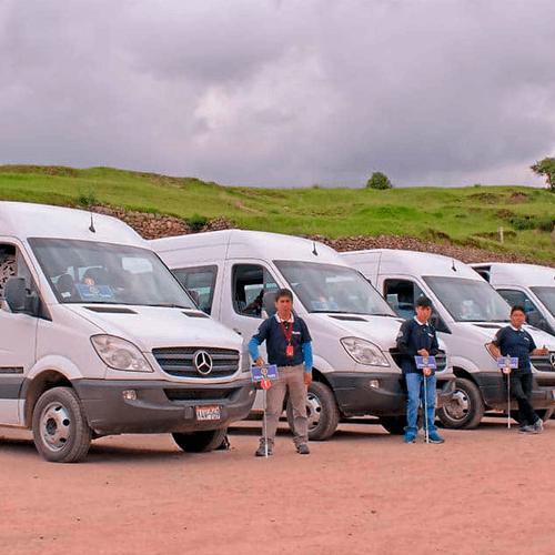 Traslados En Van – Grupo Mayores A 4