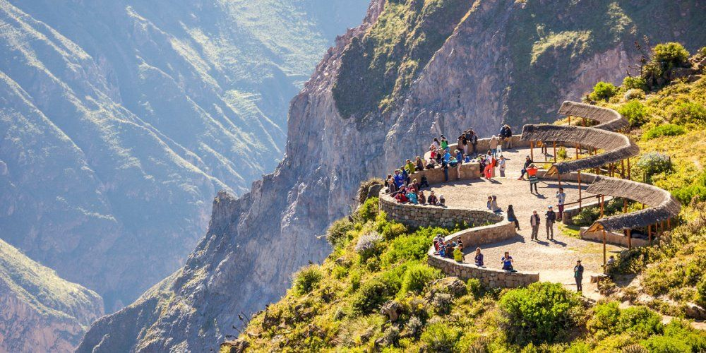 Cañon Del Colca 2d / 1n - Tour al Cañon del Colca (2d/1n) - Arequipa