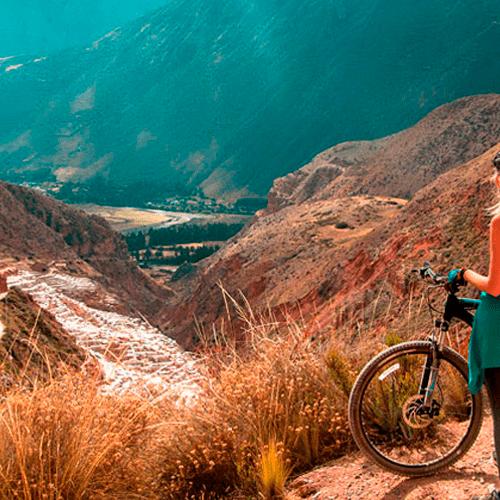 Bicicleta En Maras-Moray ½ Dia