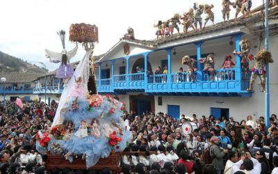 Fiesta de Virgen del Carmen
