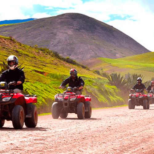 Cuatrimotos En Maras-Moray ½ Dia