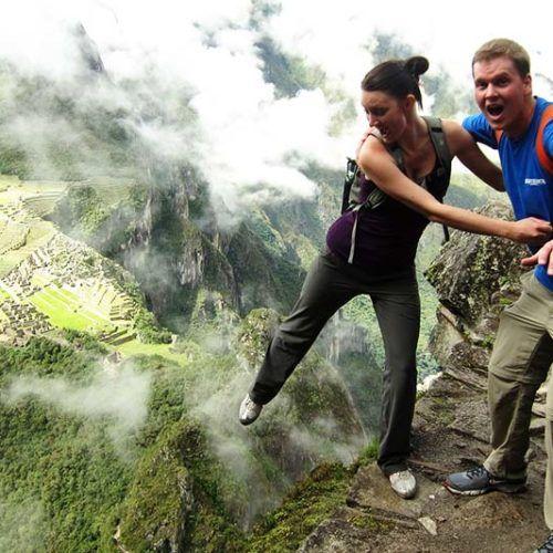 Huayna Picchu: ¿qué no debo hacer?