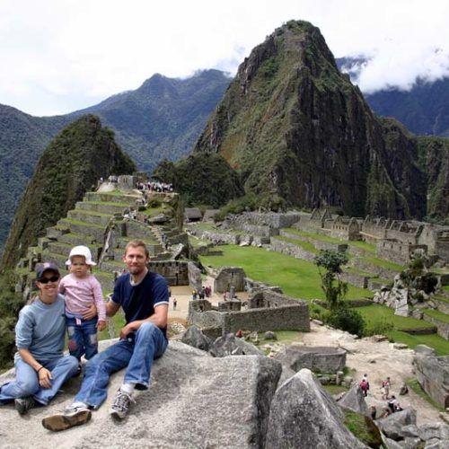 Machu Picchu para niños
