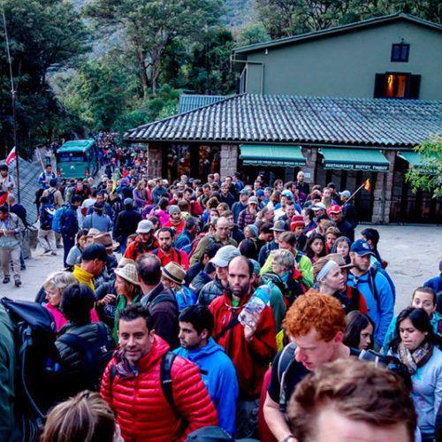 Machu Picchu en Temporada Alta
